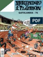 Mortadelo y Filemón - 011 - Gatolandia 76 [Eskolaris]