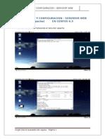 Intalacion y Configuracion – Servidor Web