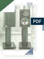 Audiophile Loudspeaker 101