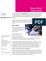 National Ballet-STUDY GUIDE, Dance About (1)