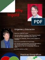 Presentación Tim Ingold