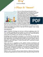 Ajmer Plays It 'Smart'