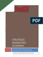 Strategic Marketing Planning Report - Coca-Cola Beverages Pakistan Ltd.