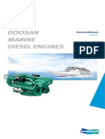Doosan Marine Engine Catalogue