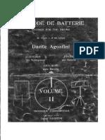 Agostini Drum Method Vol II
