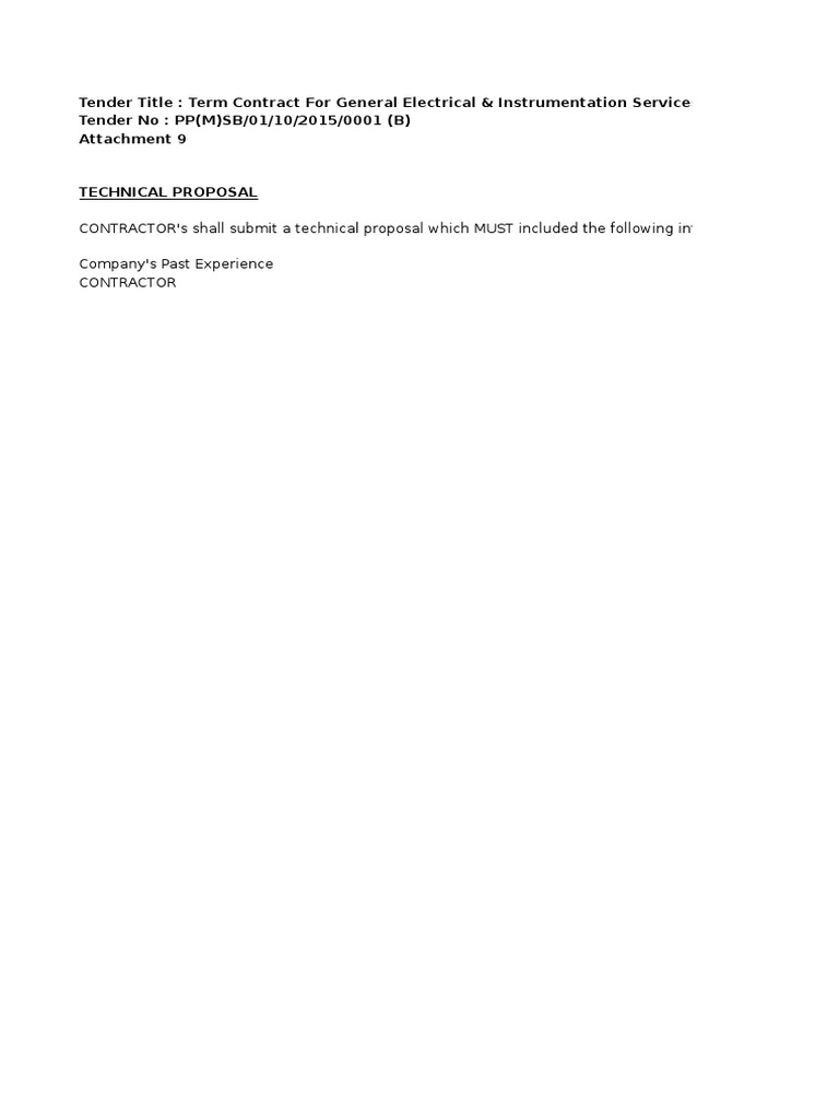 Attach 9_TECHNICAL FORMAT_   Electrician   Electrical Wiring