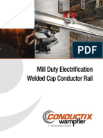 WCR - Welded Cap Rail