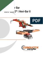Hevi-Bar II and Safe-Lec 2