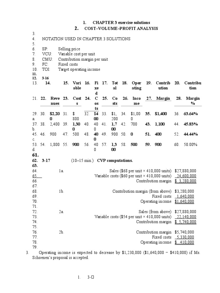 Chapter 3 exercise solutions revenue microeconomics fandeluxe Image collections