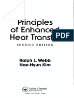 Enhanced Heat Transfer