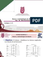 Bases y Metodología de Diseño