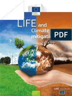 LIFE and Climate Change Mitigation