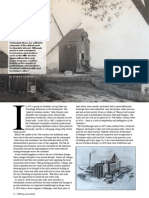 Milling in Northern Europe - An historical overview