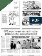 Diario El mexiquense 11 febrero 2015