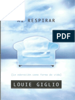 Mi Respirar Louis Giglio