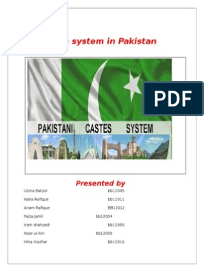 Rajput Caste In Pakistan