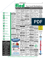 SWA Classified Adverts 110215