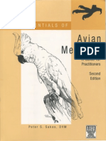Essentials of Avian Medicine a Guide for Practitioners