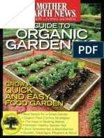 Mother Earth News - Guide to Organic Gardening Spring 2011