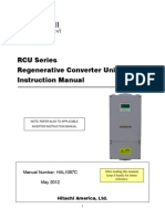 HAL1057C_2012-05_RCU Regen Converter Instruction Manual
