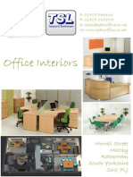 Qdos Office Interiors Brochure