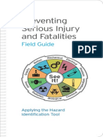 Fatality Prevention Handbook