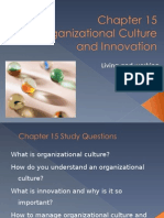 Org Culture and Innovation
