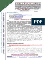 20150212-G. H. Schorel-Hlavka O.W.B. to Mr TONY ABBOTT PM-Re the Spending Rorts-etc