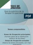 Areas de la Ocupacion