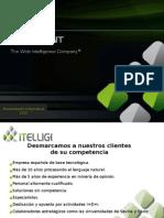 ITELLIGENT -Presentación Corporativa 2015
