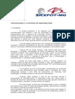 Artigo Sicepot - Contrato Subempreitada