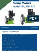 DMX pumps