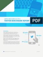 Análisis de Tendencias de Twitter Q4 2014