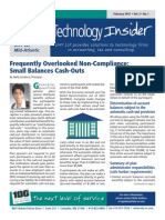 UHY Technology Insider - February 2015