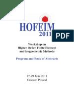 Hofeim Proceedings