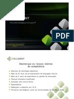 Presentación Corporativa 2015-Portugués