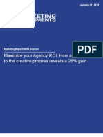 Maximize your Agency ROI