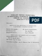 P 010 1986 Normativ Privind Proiectarea Si Executia Lucrarilor de Fundatii