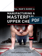 Anthony Mychal - A Mortal Man's Guide to Manufacturing a Masterful Upper Chest