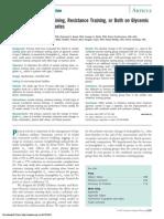Sigal et al. - 2007 - Effects of Aerobic Training, Resistance Training, .pdf