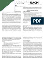 HIR- 2015-I (Tema Introductorio 1) Los Tres Caminos de La Historia. Texto