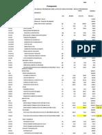 Presupuesto Cruz de Motupe