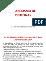 Catabolismo de Proteinas.10