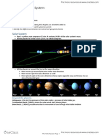 PHYS1500 Lecture Notes Astronomy