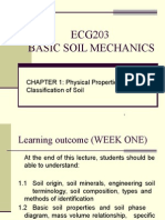Physical Properties and Classification of Soil (UiTM)