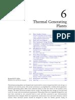 Thermal Generating Plants