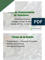 Sesión II_Foco en Granulometría