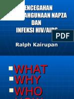 Hiv Aids & Napza