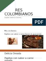 SABORES COLOMBIANOS