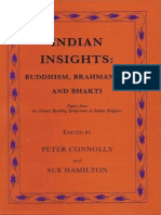 Indian Insights - Buddhism, Brahmanism and Bhakti